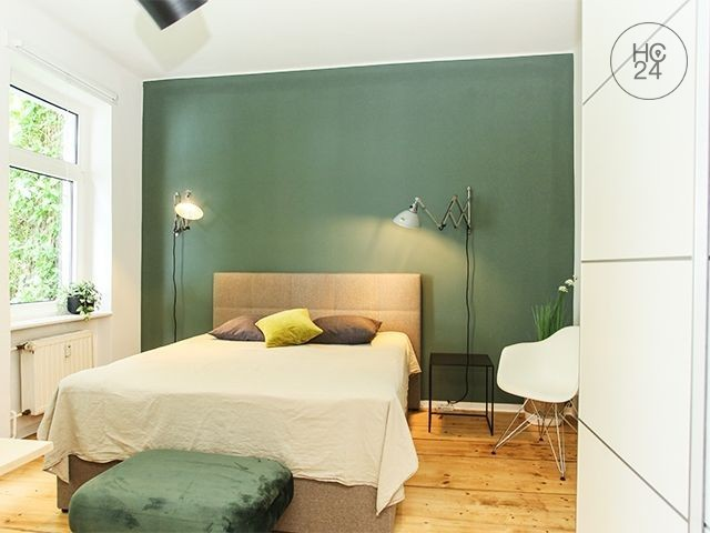 STYLISH + Nice 3-room-apartment in Leipzig Lindenau (good access to the A9) + INTERNET