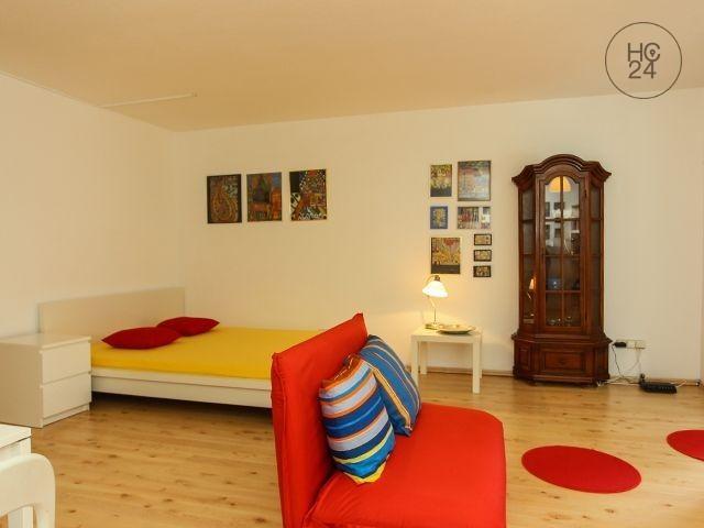 Gemeubileerd appartement in Gohlis