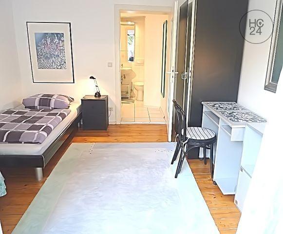 Walldorf: Light apartment with terrace in Walldorf