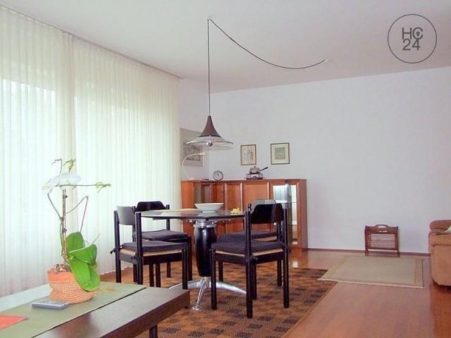 位于DA-Arheilgen的带2个房间的配家具公寓