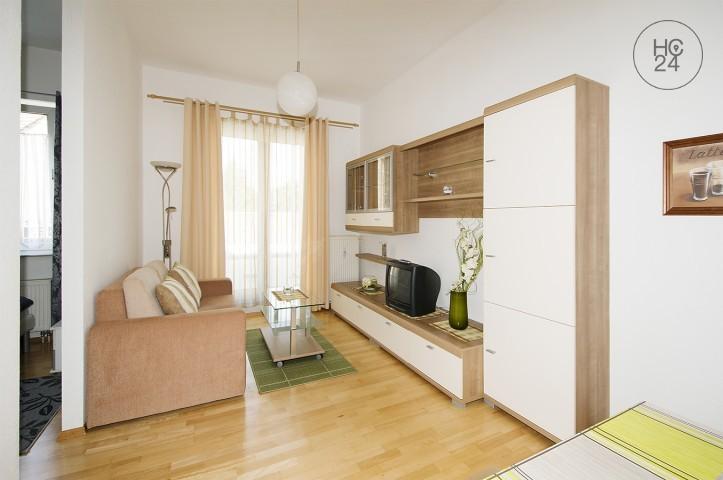 Møblert leilighet med 1 rom i Brühl