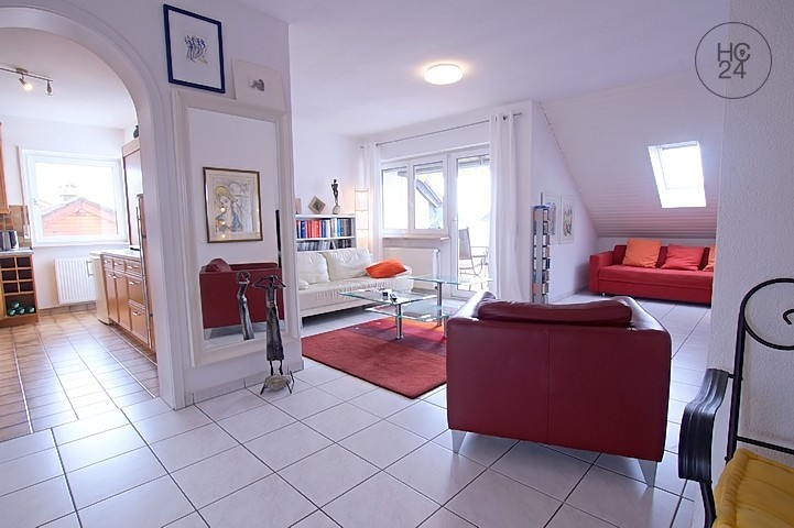 Speyer: 2 room apartment with two balconies in Speyer