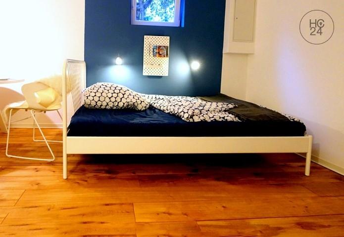 Komplett ausgestattete, moderne Wohnung 10 km von Heidelberg in Oftersheim
