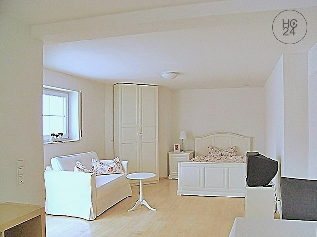 Remchingen: Furnished 1-room apartment with terrace in Remchingen