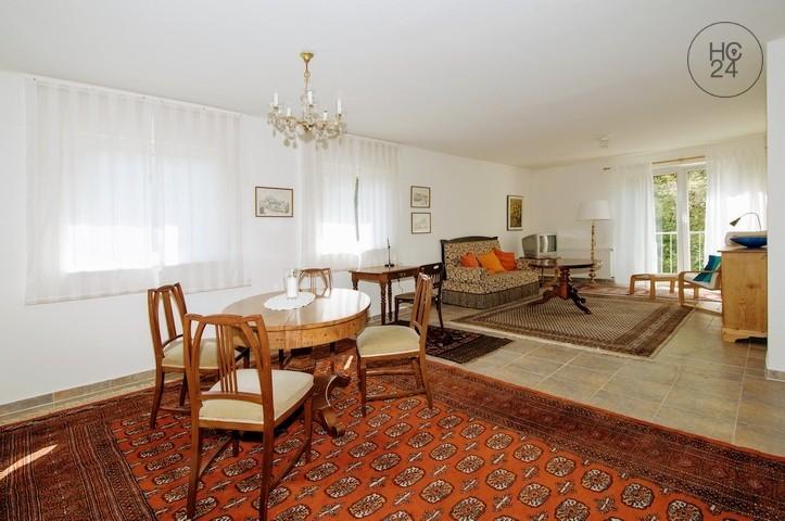 Møblert leilighet med 2 rom i KA-Durlach