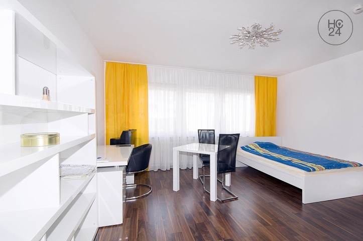 Ludwigshafen-Sued: New renovated 1-room flat in Ludwigshafen-Sued