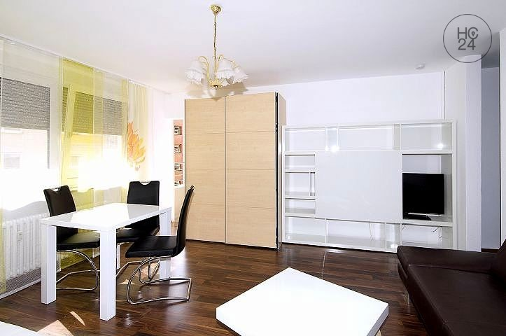 Ludwigshafen-Sued: Apartment with balcony in Ludwigshafen-Sued