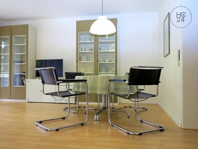 Komfortable möblierte 4 Zimmerwohnung in bester Lage in Mannheim-Niederfeld