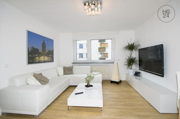 Exklusive 2-Zi-Wohnung in auf Zeit in Mannheim-Oststadt