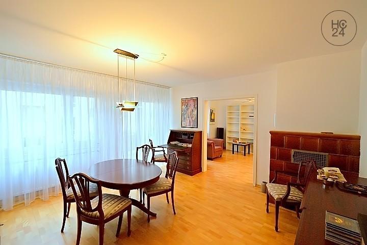 Mannheim-Lindenhof: Stylish furnished, renovated 3,5 - 4 room flat in Mannheim-Lindenhof