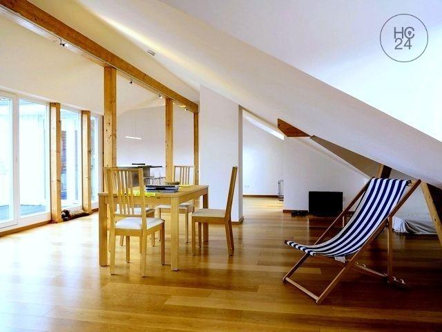 位于HD-Weststadt的带2个房间的配家具公寓