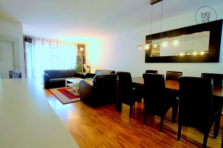 Ludwigshafen-Mitte: Spacious 3-room flat with balcony in Ludwigshafen-Mitte