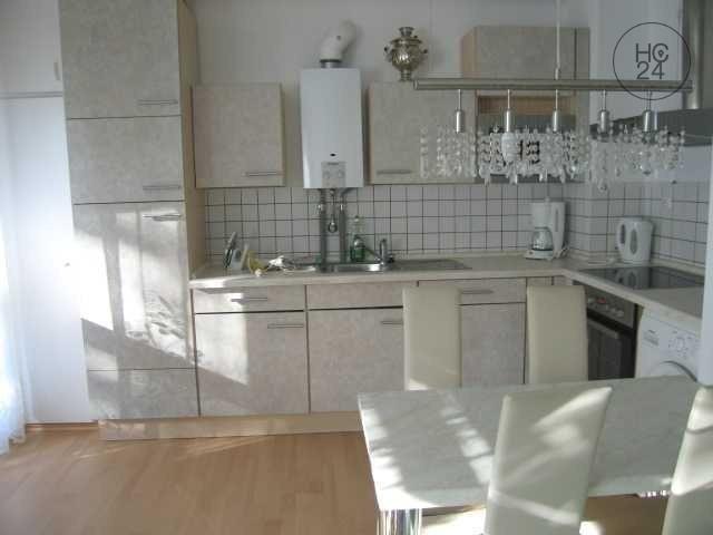 Comfortably furnished flat with balcony in Nuremberg/Schweinau