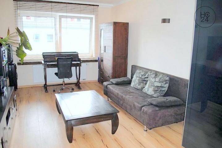 Modern, furnished 1-room flat in Nuremberg/Wöhrd