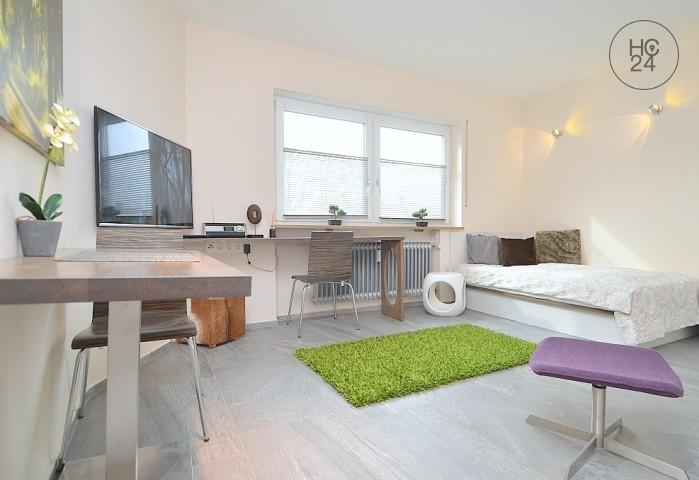 Exklusiv möblierte 1-Zimmer-Wohnung in Nürnberg Gostenhof