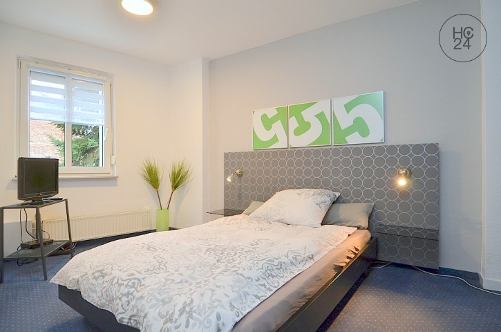 Cozily furnished 2-room apartment in the North of Nuremberg