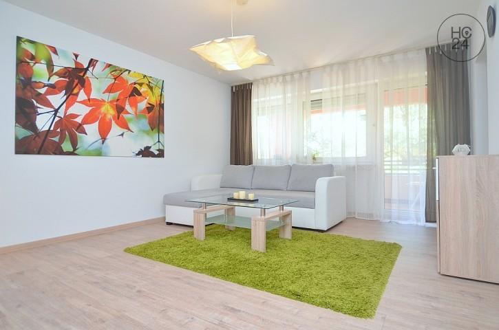меблированная квартира с 2 комнатами в Langwasser
