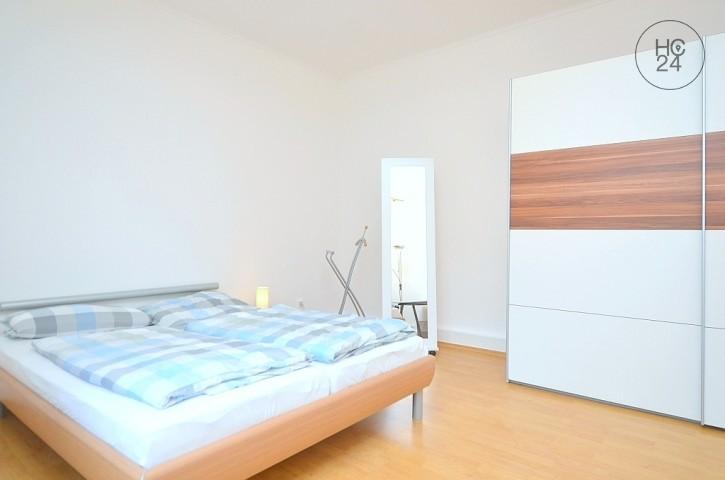 Tastefully furnishe 2-room-apartment with Wi-Fi in Nuremberg / Steinbuehl