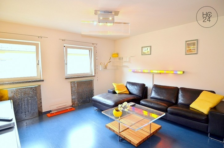 Top modern 2-room apartment in Fuerth South