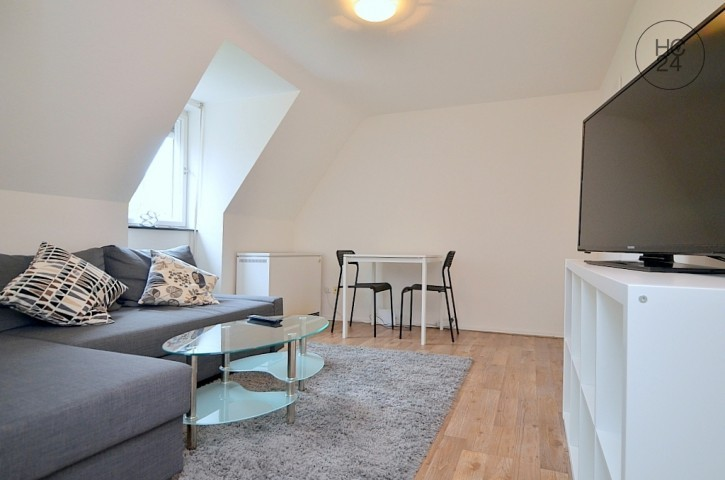 Nicely furnished 3-room flat in Downtown Nuremberg