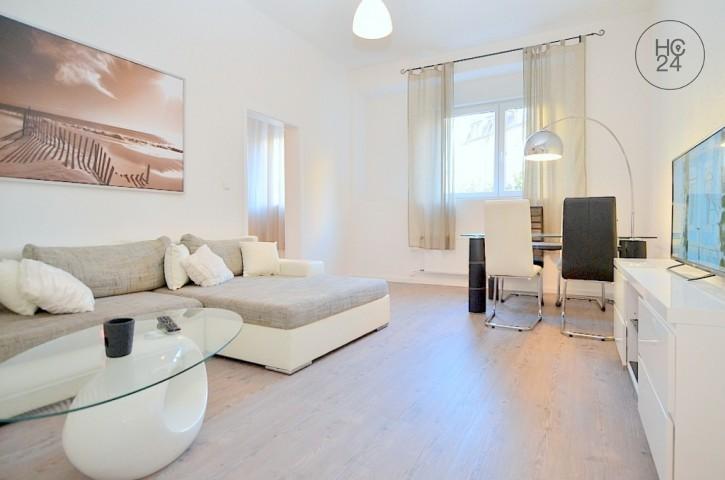 Wunderschön möblierte Wohnung mit WLAN in Nürnberg/Steinbühl