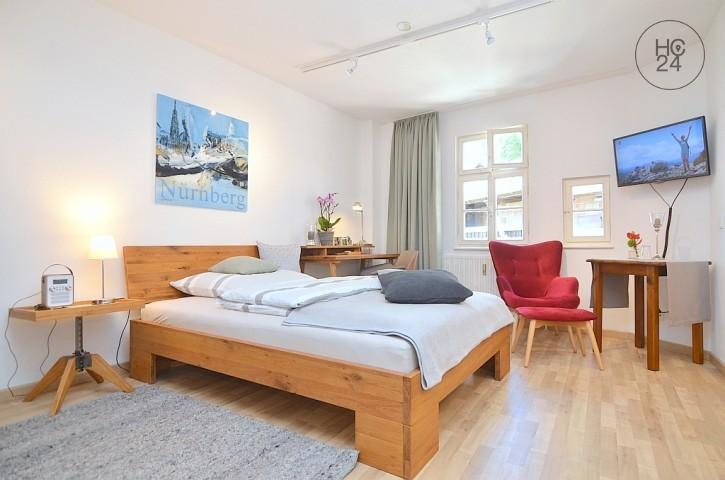 Hochwertig möbliertes Apartment mit WLAN in der Innenstadt