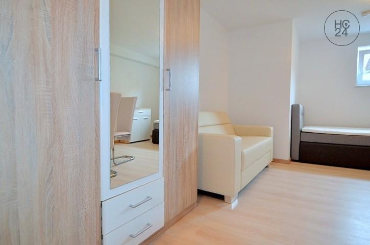 Umeblowane mieszkanie z 1 pokojami w Schwarzenbruck