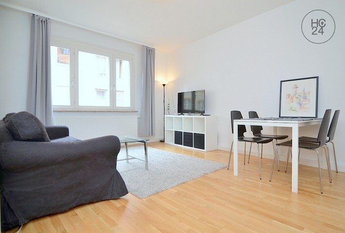 Tastefully furnished flat with 2 bedrooms and WiFi in Oldtown