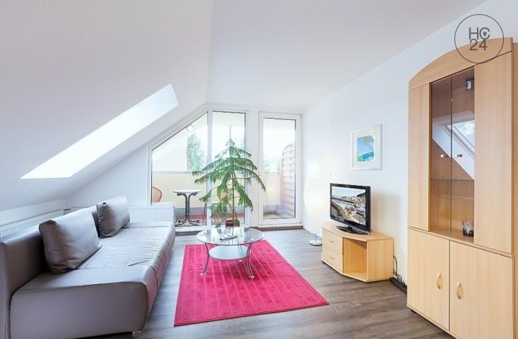 separation shoes 48d54 4b2c3 Schön möbliertes Apartment mit WLAN und Balkon ideal zu Puma, Adidas und  Scheffler - Bild