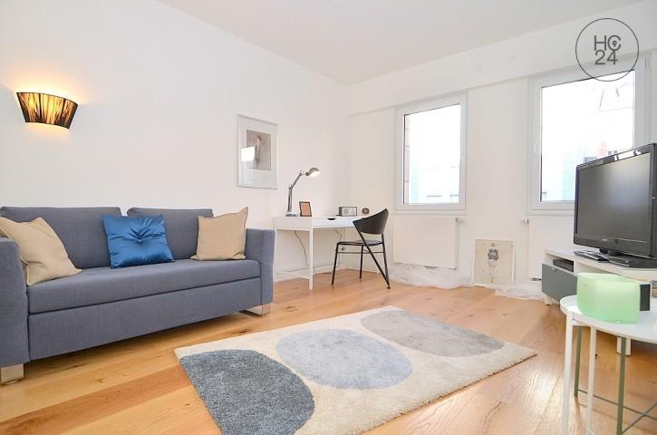Exklusiv möblierte 2-Zimmer-Wohnung mit WLAN in St.-Johannis
