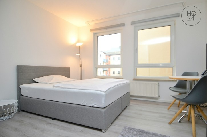 Exklusiv möbliertes Apartment mit WLAN und Stellplatz an der U1 in Fürth Nürnberg