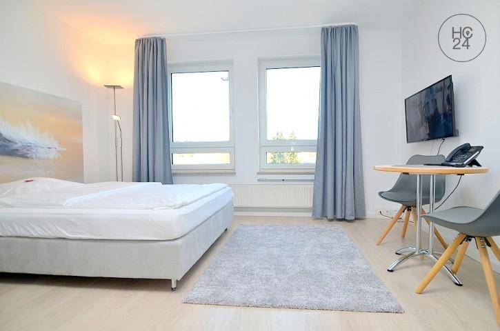 Exklusiv möbliertes Apartment mit WLAN und Stellplatz bei U1 in Fürth Nürnberg