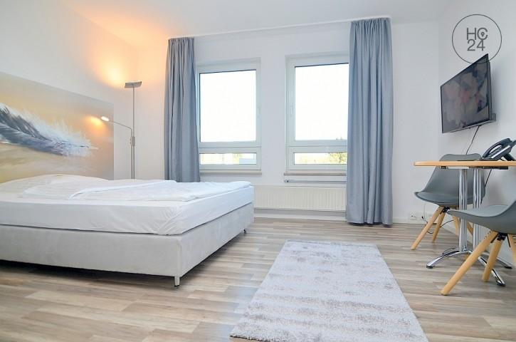 Appartamento arredato con 1 camera a Fürth Gesamt