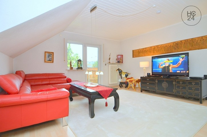 меблированная квартира с 3 комнатами в Kornburg