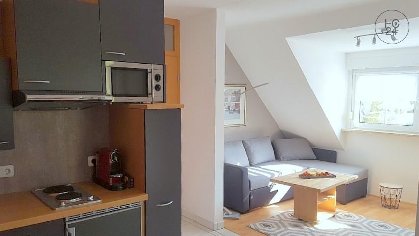 morada mobiliada com 2 quartos em Gebersdorf