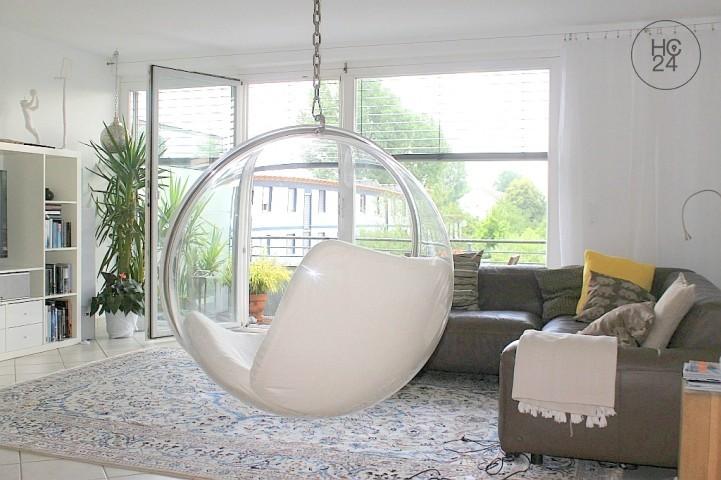 Exklusiv möblierte Wohnung mit WLAN, Balkon und Stellplatz in Erlangen