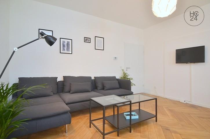 Modern möblierte Wohnung mit WLAN am beliebten Nürnberger Maxfeld