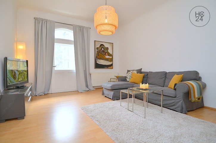 Nicely furnished apartment with Wi-Fi and balcony in Nuremberg North