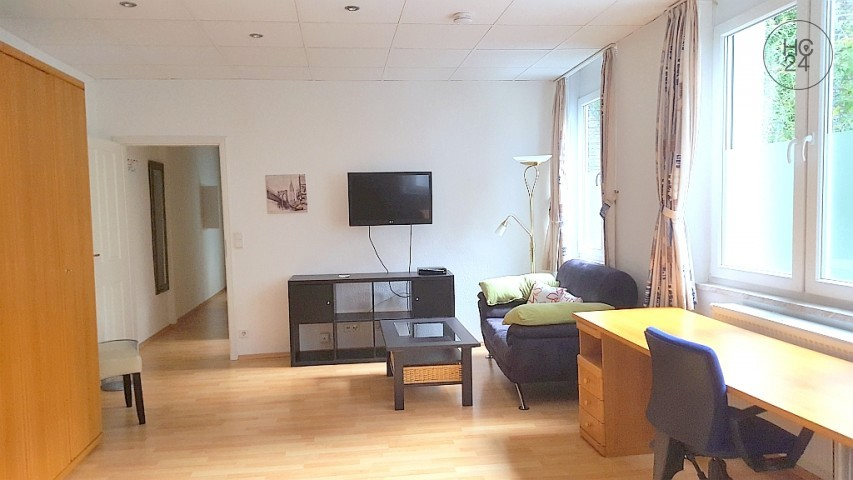 Spacious and bright 2-room apartment in SOUTHERN part of NÜRNBERG