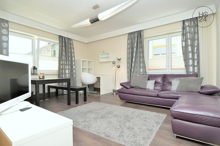 Nicely and tastefully furnished apartment with Wi-Fi at Nuremberg/Woehrd