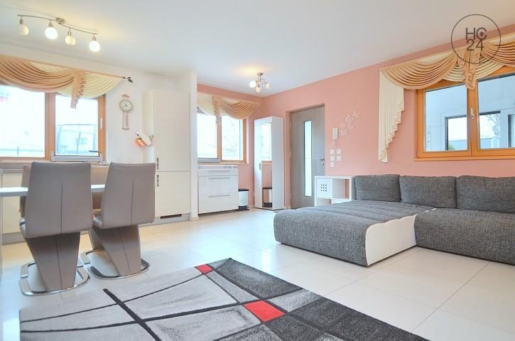 Møblert leilighet med 2 rom i Dambach
