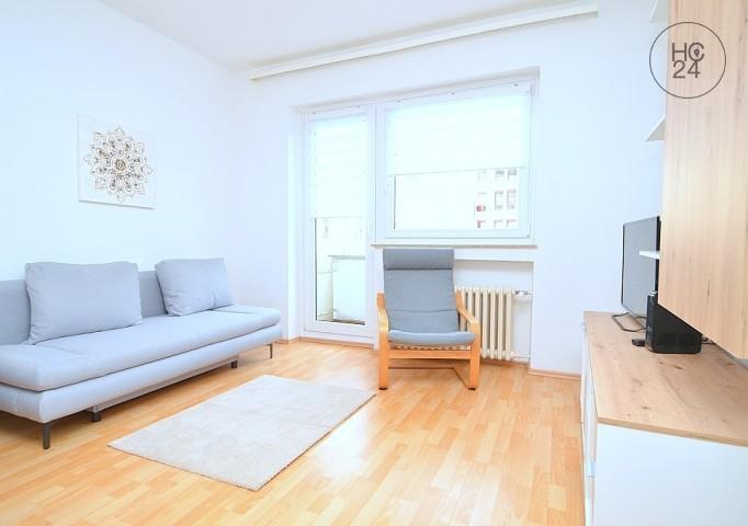 Modernes, hochwertig möbliertes Apartment mit WLAN ruhig gelegen am Nürnberger Plärrer