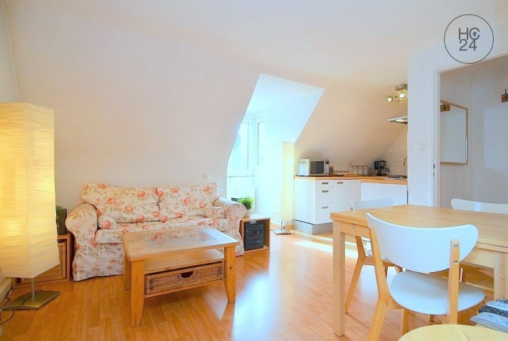 Furnished flat with internet in the Oldtown of Nuremberg
