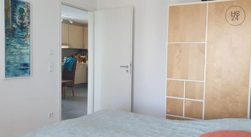 меблированная квартира с 2 комнатами в Konstanz