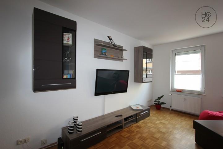 Umeblowane mieszkanie z 3 pokojami w Stadtmitte