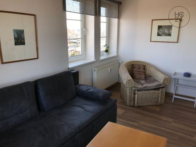 3-room apartment in Diedrichshagen