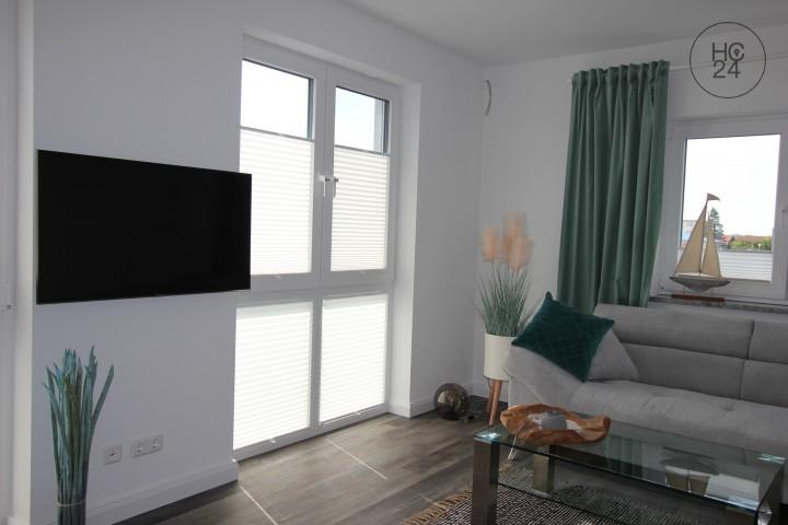 Neu eingerichtete Wohnung in Stadtnähe