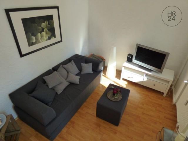 zentrale Wohnung mit Charme