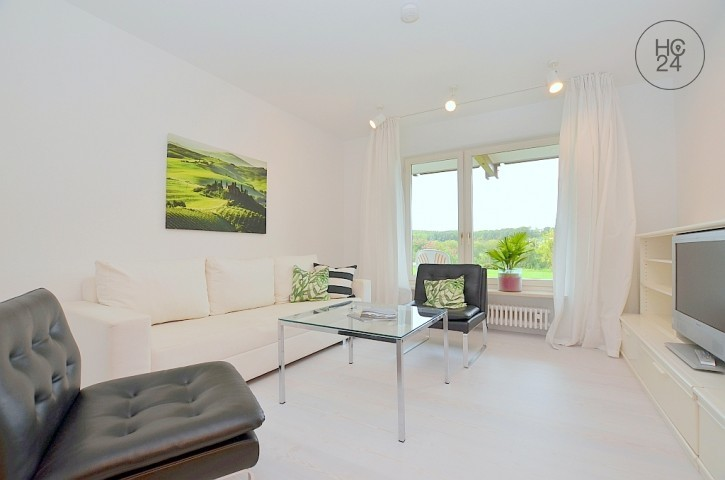 Beautifully furnished apartment with terrace and fantastic view in Filderstadt Bonlanden