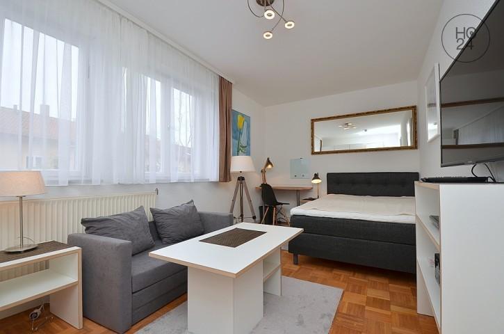 Modern Furnished Room In Stuttgart City Centre   Picture 1
